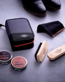 shoe shine kit gentlemen's hardware 4