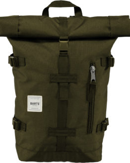 Mountain Backpack army one size groen rugzak Barts