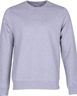 colorful sweater heather grey mannen