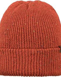 Dylar Beanie Roest Barts Amsterdam